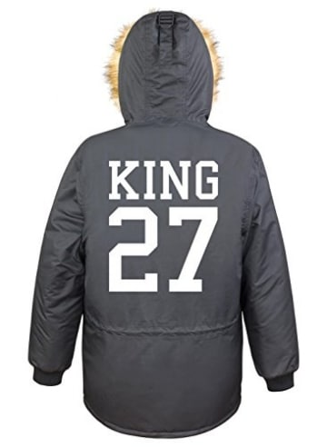 King 27 Parka Black Certified Freak -